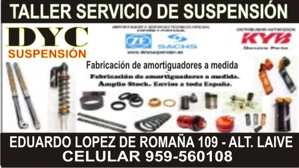Taller de Suspension DyC